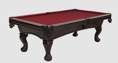 The Dutchess Pool Table