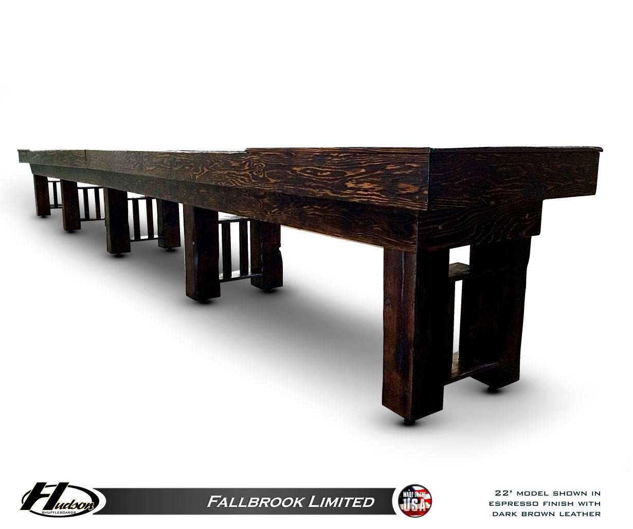 Fallbrook Limited Shuffleboard Table