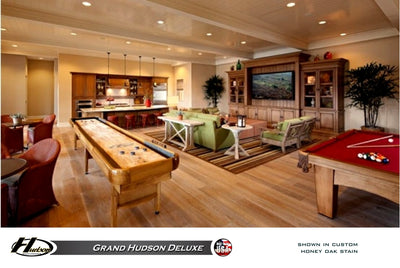 Grand Hudson Deluxe Shuffleboard Table