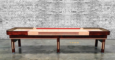 Grand Deluxe Cushion Shuffleboard Table