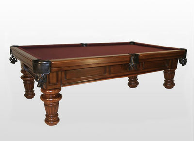 Highlander Round Designer Pool Table