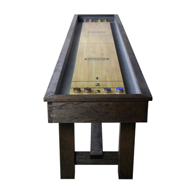 RENO RUSTIC SHUFFLEBOARD TABLE