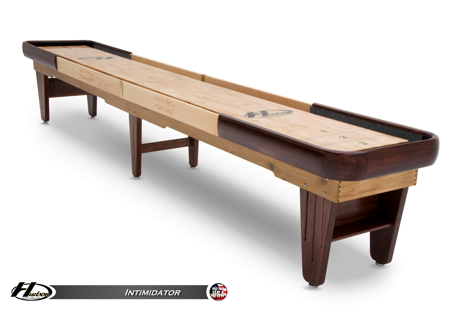 Intimidator Shuffleboard Table