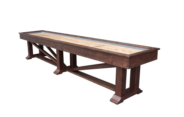 Lucas Shuffleboard Table