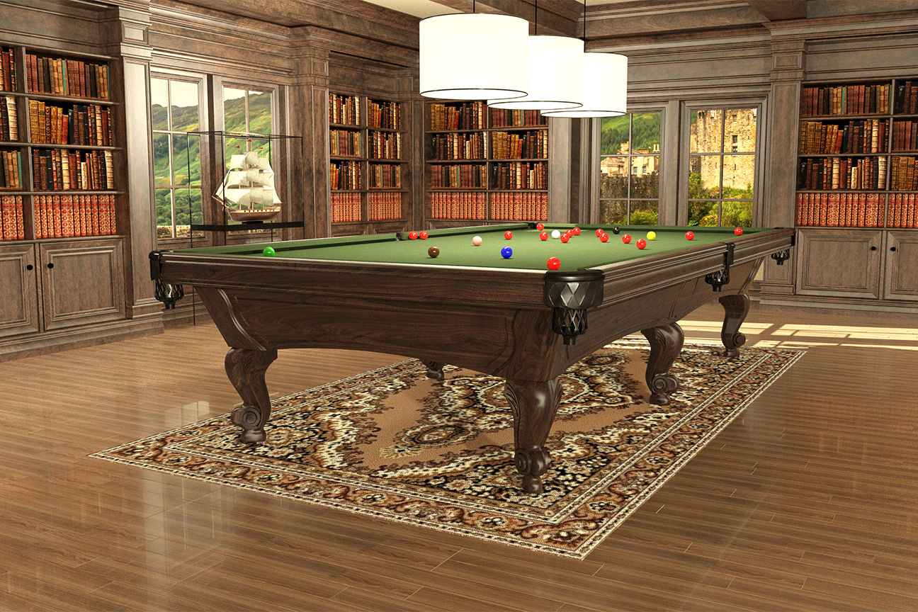 Majesty Snooker Big Pool Table
