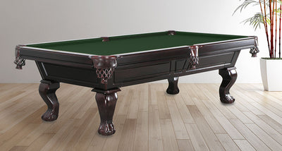 The Norwich Pool Table