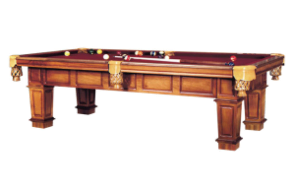A. E. Schmidt Obsidian Pool Table
