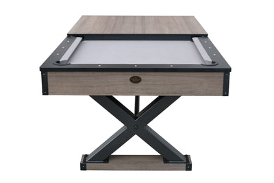 Wolf Creek 7' Pool Table with Dining Top