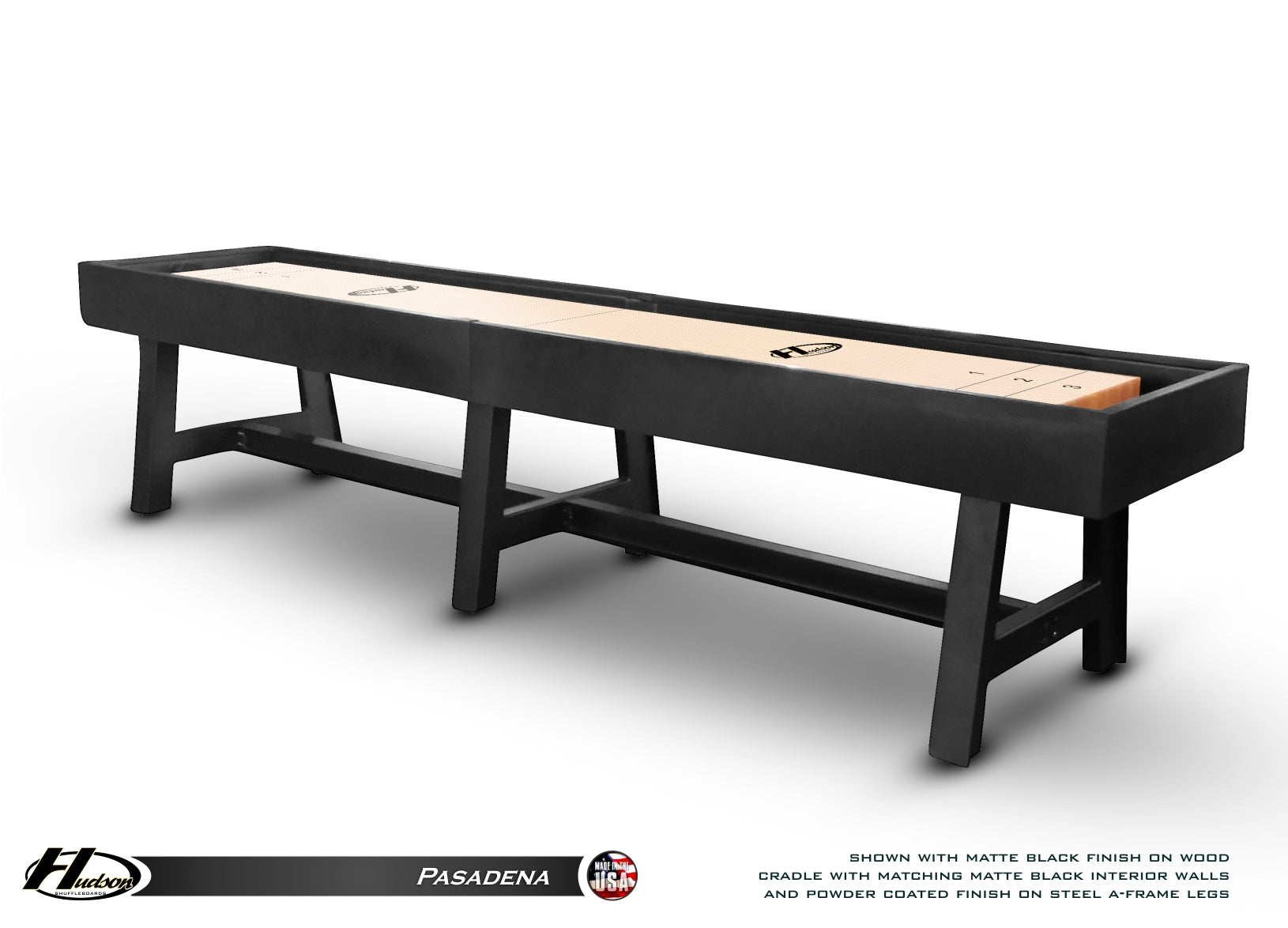 Pasadena Shuffleboard Table