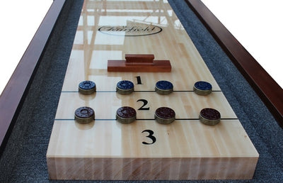 Charles River Pro-Style Shuffleboard Table