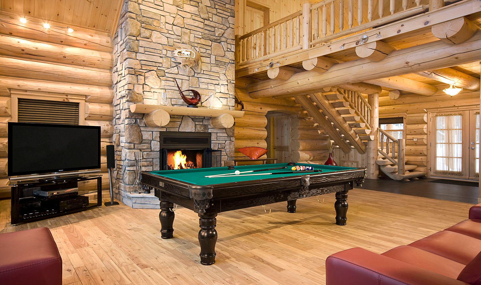 Prestige Pool Table