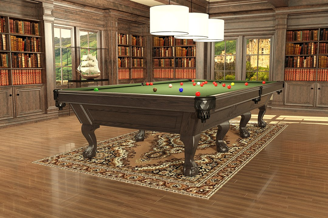Régence Snooker Pool Table