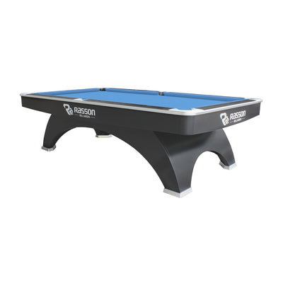 Rasson 7ft Ox + Commercial Pool Table
