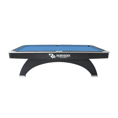 Rasson 8ft Ox + Commercial Pool Table