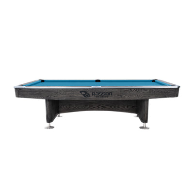 Rasson 8ft Challenger Plus Commercial Pool Table, Weathered Grey