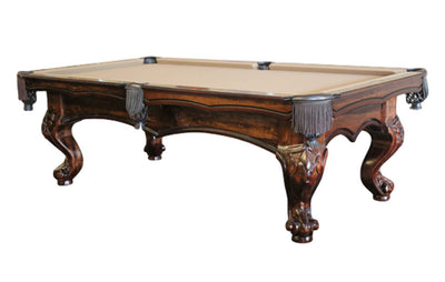 A. E. Schmidt Serpentine Pool Table