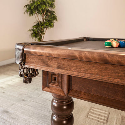 Suprême Snooker Pool Table