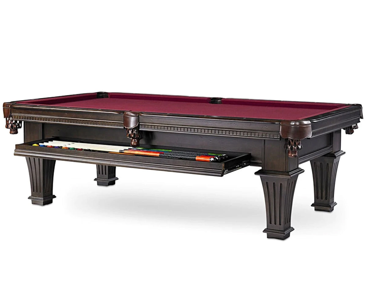 Talbot Pool Table with Drawer