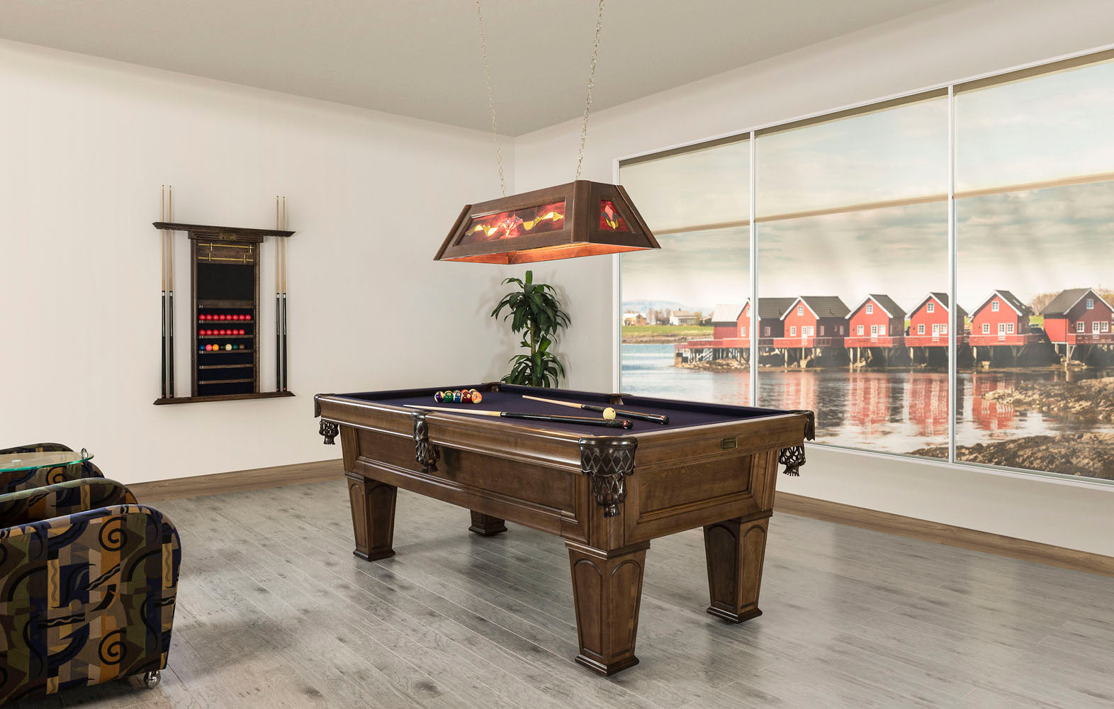 Tendance Pool Table