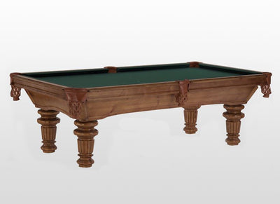 Timberline Rustic Pool Table
