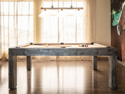 Track Pool Table