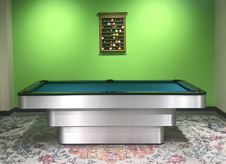 Vision Step Modern Pool Table