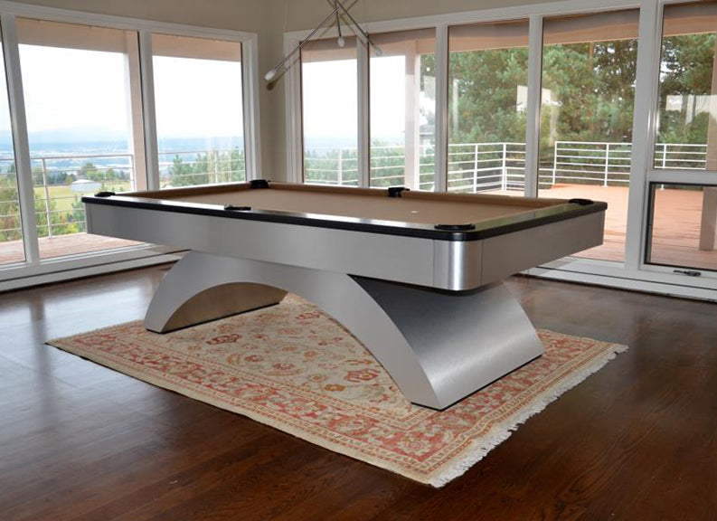 Vision Rainbow Modern Pool Table
