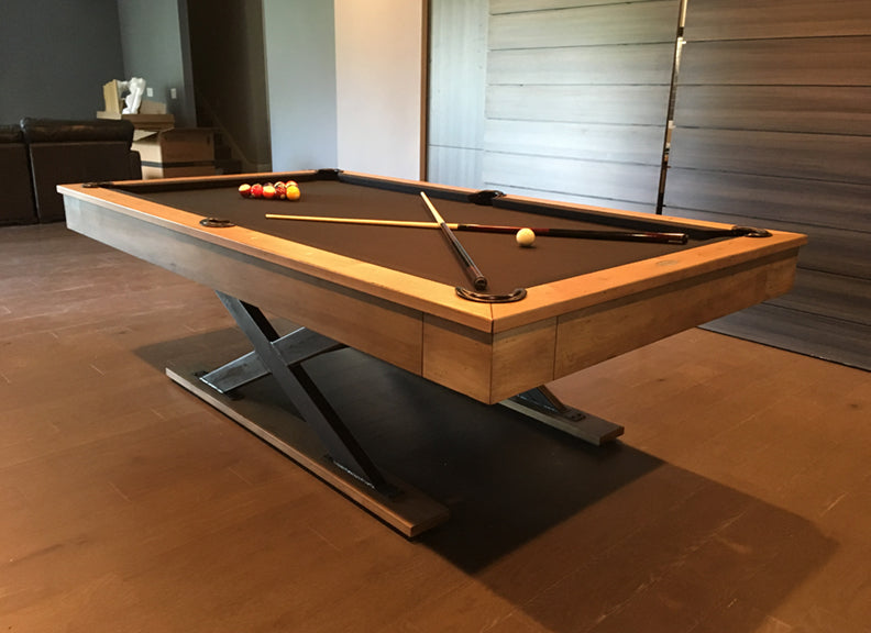 X-Table Modern Pool Table