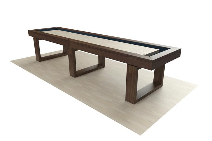 Bridge Shuffleboard Table