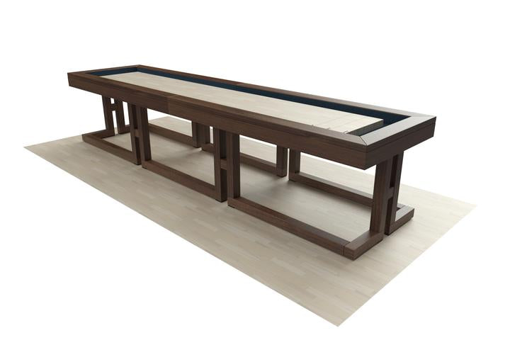 Maze Shuffleboard Table