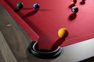 The Natural Pool Table