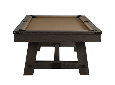 Yukon River Slate Pool Table, Weathered Fieldstone