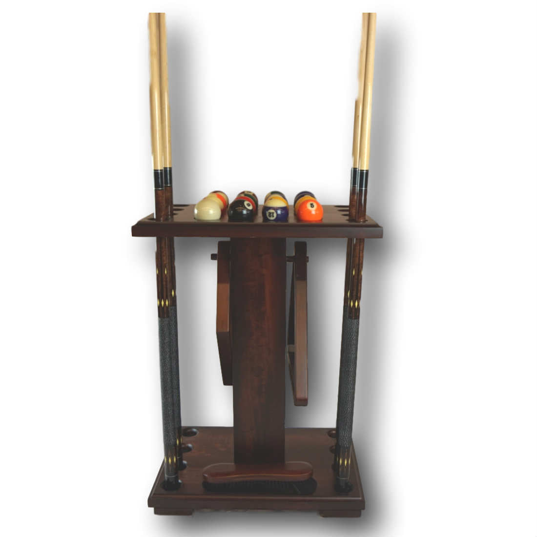Urban Pool Cue Rack