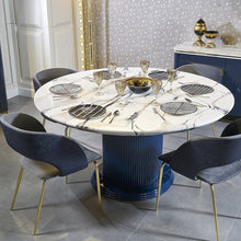 Load image into Gallery viewer, VERSACE DINING TABLE SET - Voguish Furniture