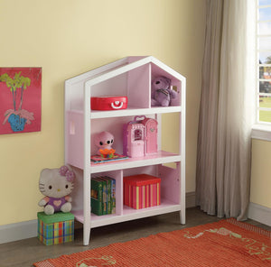 Doll Cottage Office Bookcase