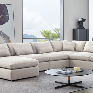 Arcadia Sectional 5 Piece - Voguish Furniture