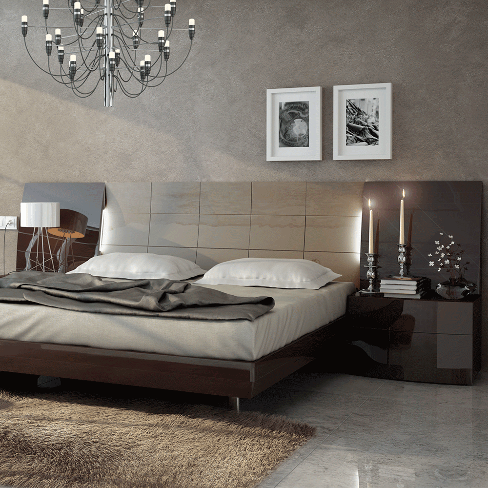 BARCELONA BEDROOM SET - Voguish Furniture