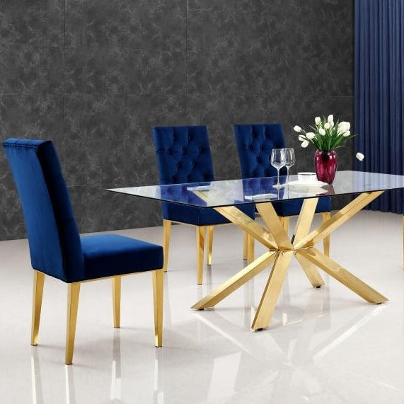 Capri Dining Table - Voguish Furniture