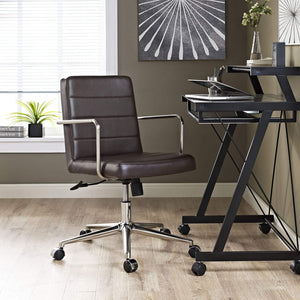 Cavalier Mid Back Office Chair - Voguish Furniture