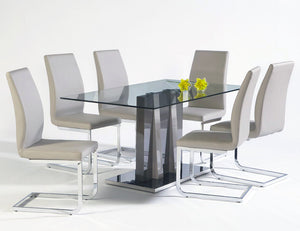 HEKA DINING TABLE - Voguish Furniture