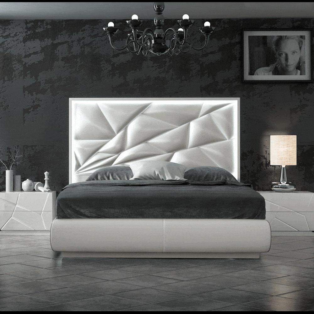 KIU BEDROOM SET - Voguish Furniture