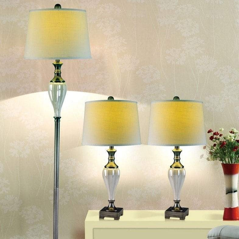 MIRR LED TBL LAMP - Voguish Furniture