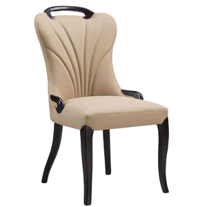 Tan Dining Chair - Voguish Furniture