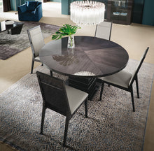 Load image into Gallery viewer, VERSILIA ROUND TABLE SET - Voguish Furniture