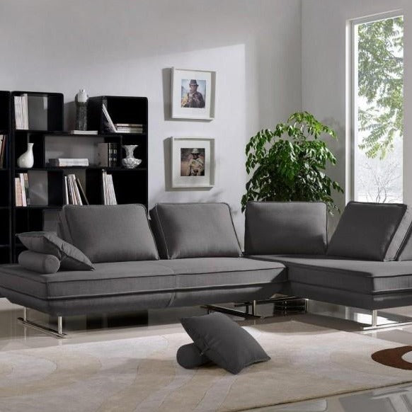 DOLCE SECTIONAL - Voguish Furniture