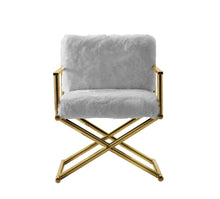Load image into Gallery viewer, Diva Fur Accent Chair - Voguish Furniture