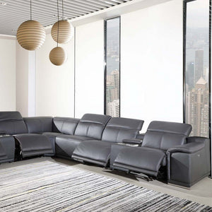 V9762 SECTIONAL - Voguish Furniture