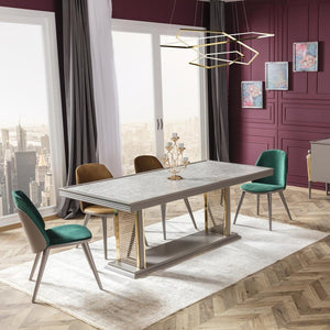 Mimoza Dining Table - Voguish Furniture