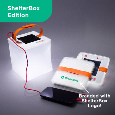 PackLite Max 2-in-1 Phone Charger (ShelterBox Edition)