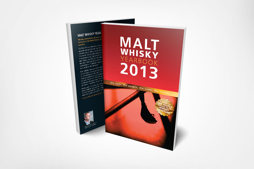 Malt Whisky Yearbook 2013